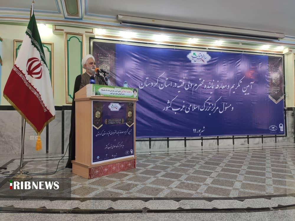 تودیع و معارفه نماینده ولی فقیه در استان